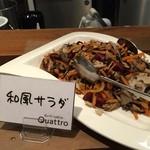 くわとろ - 朝食バイキング 2016/3/14
