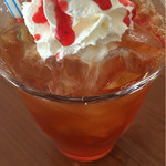 サルク カフェ - 春爛漫な桜の紅茶