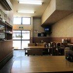 静岡屋食堂 - 店内風景