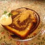 5feet cafe - パウンドケーキ