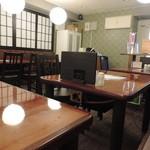 鳥取和牛オレイン55一頭買い専門店 炭火焼肉 さんこう苑 - 店内