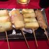 ゼーロン - 料理写真:串揚げ4本