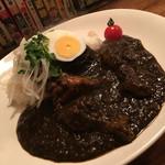カレー食堂 リトル・スパイス - ブラックカレー