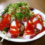 蛸虎 - 蛸珍味(600円)