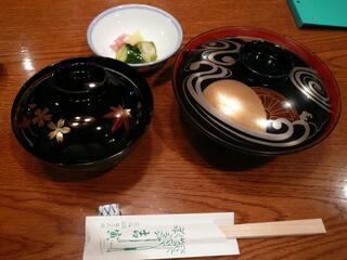 吉寅 - 鰻丼定食