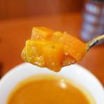 Supaisukicchinsuri - 野菜とシーフードのカレー