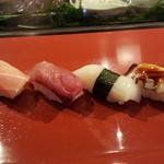 蛇の目寿司 - 料理写真:握り