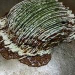縁 - 料理写真:肉玉そば  マヨはお好みで♪