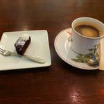 四季旬果 - 料理写真:食後のドリンクとスイーツ