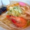 ピットイン - 料理写真:エビしおラーメン(700円)