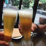 福生のビール小屋 - ピルスナー