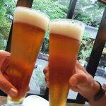 福生のビール小屋 - アンバーエール
