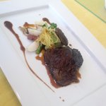 レストラン マサヒロ・ニシムラ - 信州牛頬肉赤ワイン煮込み