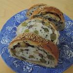 bulangerie Fossette - 料理写真:ゴマミックス豆 ハーフ