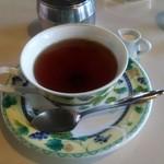 喫茶十字路 - 紅茶(\500)
