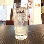 古武士 - <'16/03/13撮影>飲み放題(40分) 300円 のグレープフルーツサワー