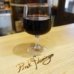 ピンクフラミンゴ - ワイン