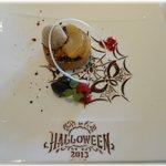オチェーアノ - ハロウィン ランチコース デザート 2013.10