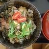 海洋荘 - 料理写真:ナンデンカンデン丼