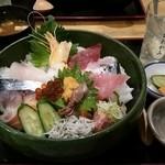 48724019 - 海鮮丼ランチ