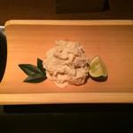 豆腐料理 空野 南船場店 - 湯葉のお刺身(アップ)