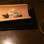 豆腐料理 空野 南船場店 - 湯葉のお刺身