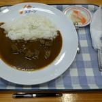 金のスプーン - 料理写真: