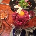 48725289 - 生肉(たれユッケ)