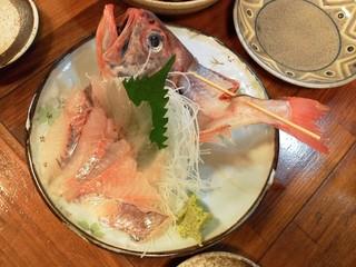 あやみ屋 - ごそ(深海魚です)