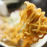 円山 嬉 - 黄色麺