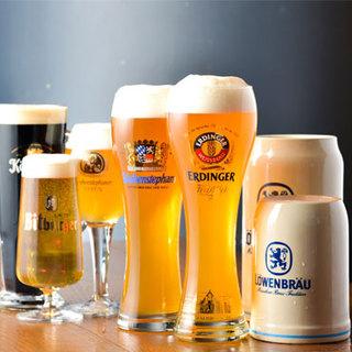 【11種の生+ゲストビール1種!】