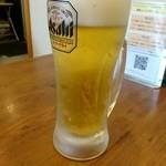 たかじ - 生ビール