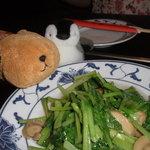 4873711 - 青菜炒め