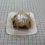 夢たまご - 料理写真:モンブラン・・・・・やさしい栗の香り