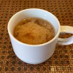 プリモ - 味噌汁