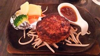 CarneTribe 肉バル - ハンバーグは160g
