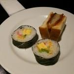 サンリオキャラクターズ忍宴乱舞 - お寿司とカツサンド
