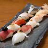daidaiya寿司盛り合わせ 十貫