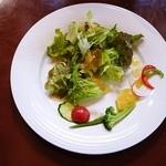 モルゲンロート - 料理写真:サラダ①