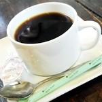 クロッパ - ホットコーヒー(ランチセット)