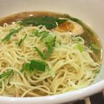 ふじ門 製麺 - 替え玉 細麺   100円