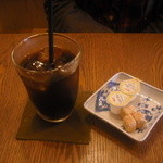 テンダーフィーリング - 食後のアイスコーヒー