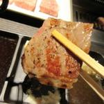 和牛処竜壱 - 【特選カルビ】は塩で♪