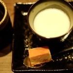 銀座 あまくさ 青山外苑 - 濃厚牛乳プリン