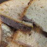 コウボパン小さじいち - こんがりトーストすると良い香り♪
