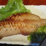 えんざ - えんざの定食「焼き魚」
