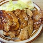 和か奈食堂 - 生姜焼き