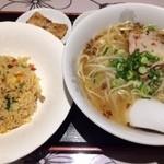 Honkontenshinrou - チャーシュー麺セット