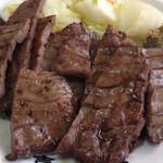 味の牛たん 喜助 - 牛たん炭火焼き1.5人前