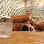 48745072 - タイル張りの銭湯Cafe!!(@_@;)